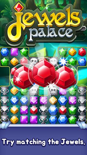 Jewels Palace : Fantastic Match 3 adventure 0.0.8 app download 1