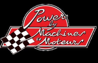 Le logo de Machines et Moteurs.
