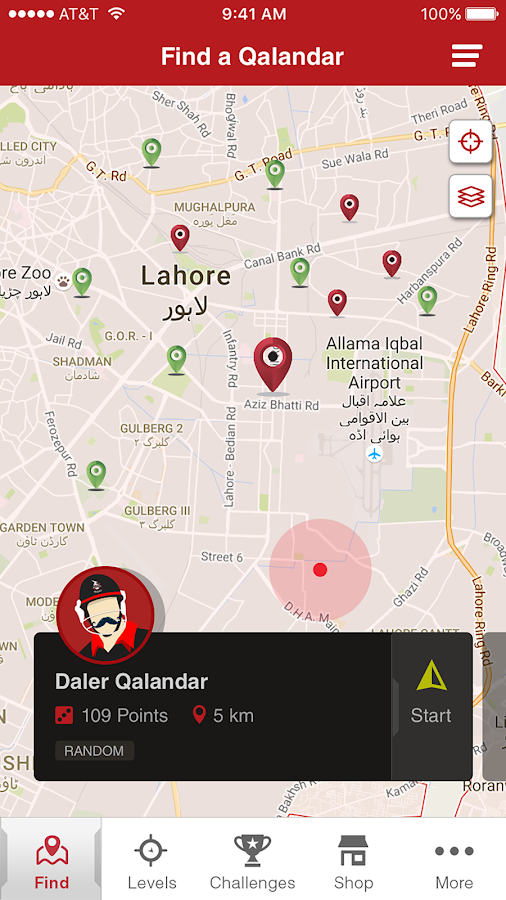 Find A Qalandar- screenshot