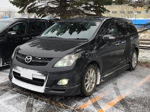 MPV LY3P H18 23Tのカスタム事例画像 くろひぐま 北海道◯くま連合協会さんの2019年12月03日15:59の投稿