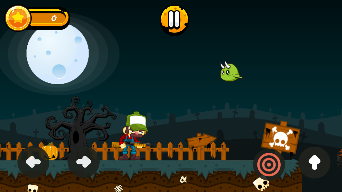 Zombie Warriors- screenshot