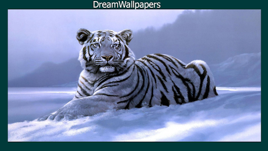 how to mod white tiger wallpaper 13 unlimited apk for