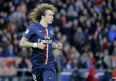 David Luiz sait où il terminera sa carrière