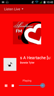 Sienteme FM- screenshot thumbnail