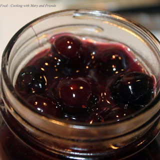 Homemade Blueberry Pie Filling for Canning.