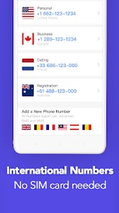 TalkU Free Calls +Free Texting +International Call App Download For Android and iPhone 4