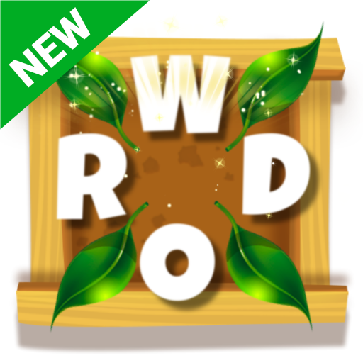 Word Jungle - FREE Word Games Puzzle Icon