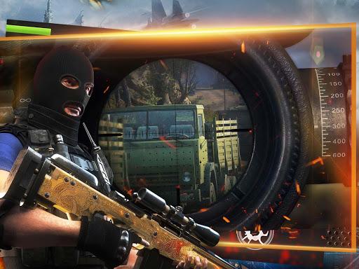 Télécharger Sniper 3D Shooter- Free Gun Shooting Game APK MOD (Astuce) screenshots 1