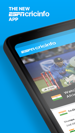 ESPNCricinfo - Live Cricket Scores, News & Videos 6.1.1 screenshots 1