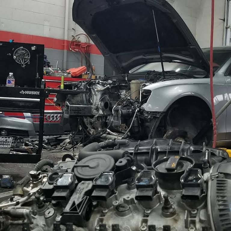 Euro Car Tech Auto Repair Shop In Arlington