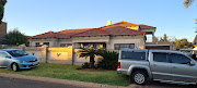 One of the homes swooped on after the order freezing assets of former Eskom executives.