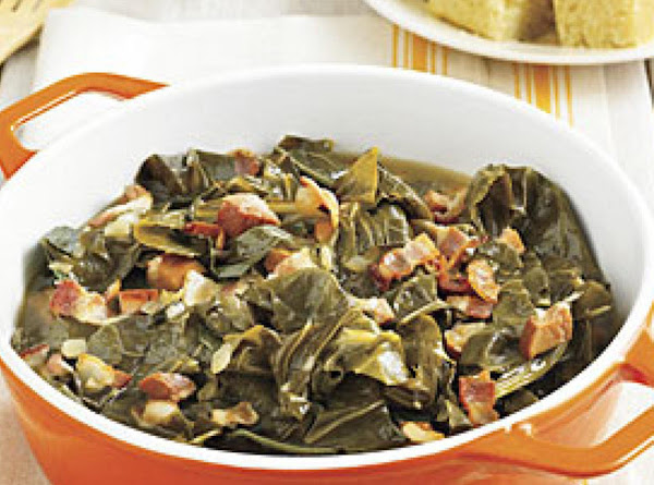 Sothern Style Collard Greens Recipe
