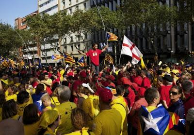 Wanneer voetbal moet wijken voor politiek: Barcelona-Las Palmas afgelast