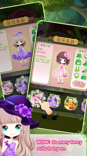 Flower Princess:dressup game  {cheat|hack|gameplay|apk mod|resources generator} 4