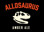 Vernal Allosaurus Amber Ale