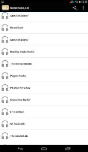 Bristol Radio, UK - náhled