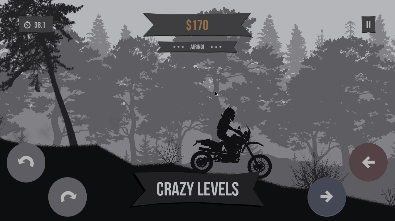 Smashable 2: Best New Motorcycle Racing Game Free- screenshot