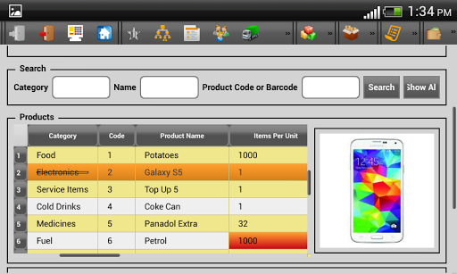 StarCode Express POS Inventory