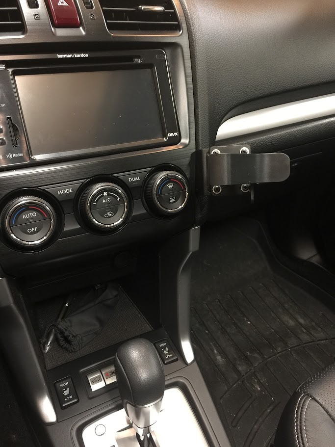 14 18 Dash Phone Mounts Page 3 Subaru Forester