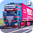 Euro Truck Transport Simulator 2: Cargo Truck Game logo