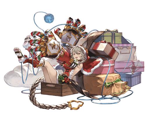 セン(クリスマス)_上限解放後