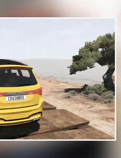 لقطات تجول BeamNG Drive Car Crash 6