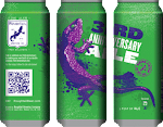 Roughtail 3rd Anniversary Ale
