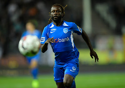 """Ndongala verdedigt zich na beslissing Genk: """"Drie seconden mijn ogen dicht gedaan"""""""