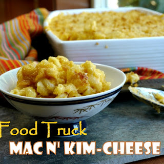 Food Truck Mac n' Kim-Cheese