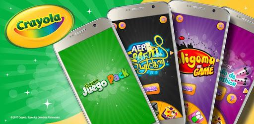 Crayola Juego Pack - App multijuegos gratis - Apps on Google Play