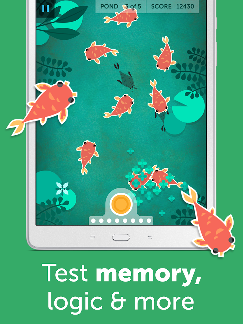 Lumosity: #1 Brain Games & Cognitive Training App Screenshot 8