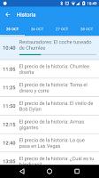 Screenshot of Air Guia TV