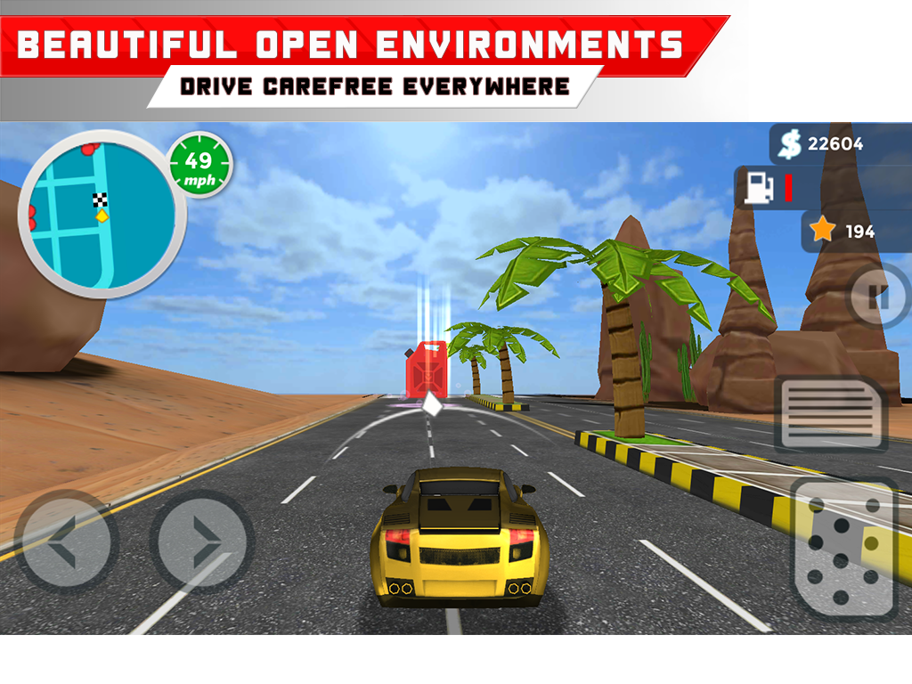 Hill Car Racing- screenshot