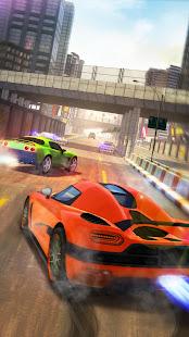 Furious Speed Chasing - Jeu de course de voitures sur autoroute