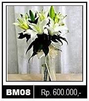 Bunga Meja untuk hadiah ulang tahun