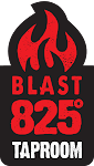 Logo for Blast 825 Taproom