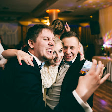 Wedding photographer Wojtek Hnat (wojtekhnat). Photo of 05.12.2017