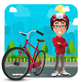 Bicycle Stunts Racing 2D