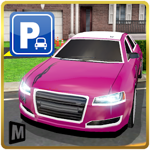 Car Driving Parking Simulator for PC and MAC