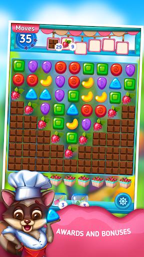 Candy Cookie Shop screenshot 1