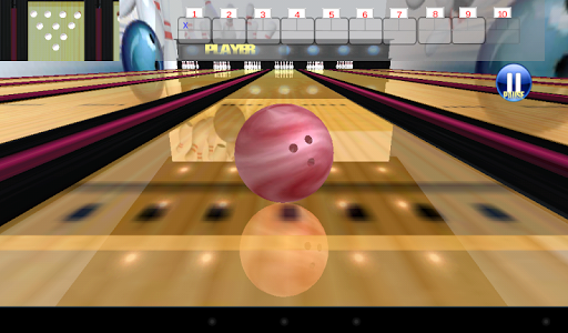 3D Bowling Realistic