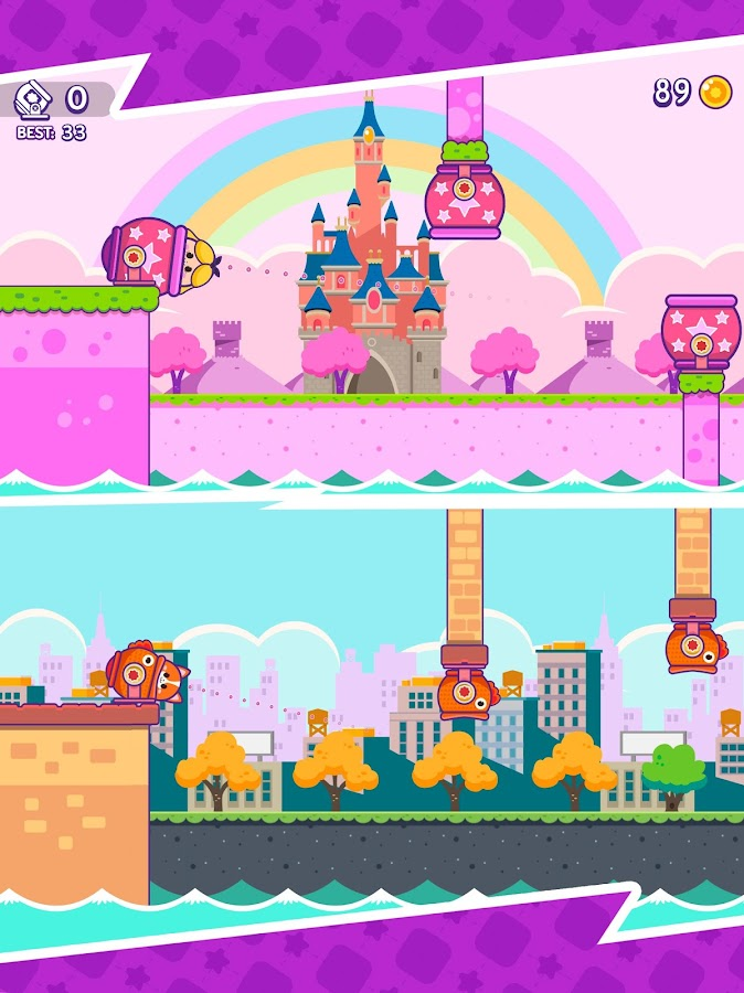 Cannon Land Family- screenshot