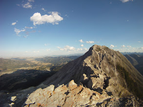 Photo: Turtle Mountain