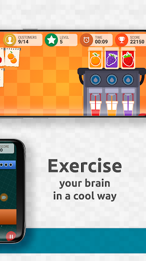 Psicool - Brain games and training 1.1.8 screenshots 2