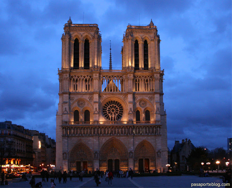 Photo: Catedral de Notre Damme