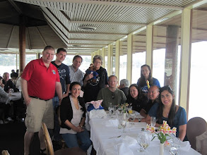 Photo: BTS-1 Luncheon, Sausalito, CA