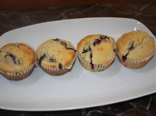 Mix the lemon juice and sugar until the sugar dissolves. Brush the muffins with...
