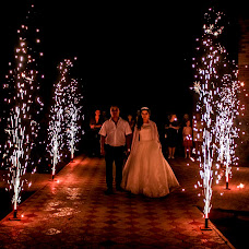 Wedding photographer Darya Khripkova (myplanet5100). Photo of 09.01.2019