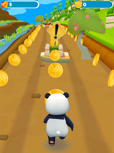 Baby Panda Run 1.2.15 screenshots 12
