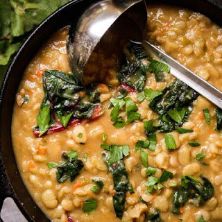 Beans & Greens Soup Recipe